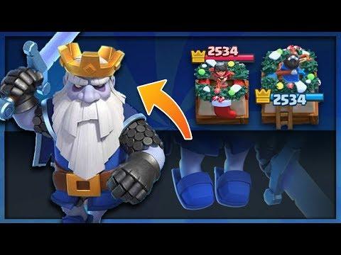 FULL GHOST LEAKED! (Dead Knight?!) NEW Clash Royale UPDATE LEAK / INFO!