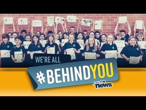 #BehindYou Campaign Launch