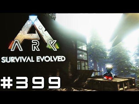 Ark Survival Evolved Redwood Biome Titanosaurus Direbear Fail