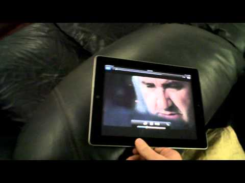 Ipad 2 streaming cable TV/ Free to air