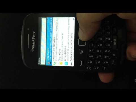 Blackberry Curve 9220 Os 7.1 SIN PIN