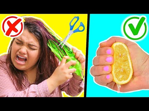 10 DIY Slime Hacks! EVERYTHING You NEED To Know!
