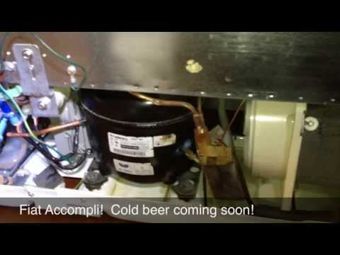 Troubleshooting and Repairing a Warm GE Refrigerator with an Inverter Compressor