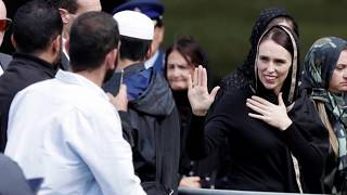 New Zealand unites in prayer one week after shooting