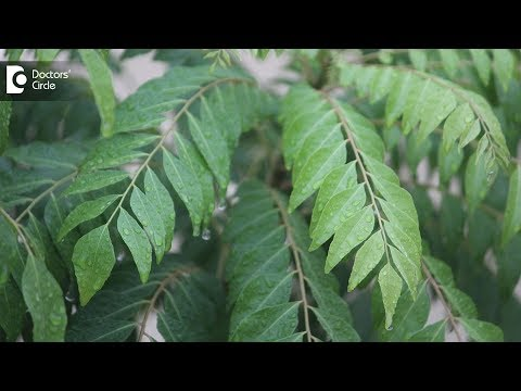 Benefits of curry leaves - Ms. Sushma Jaiswal