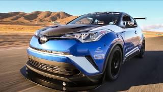 トヨタ 新型SUV「C-HR」が最大出力600hpのモンスターカーに!