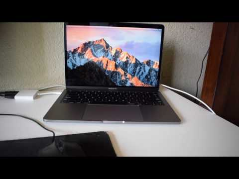 Non touchbar macbook pro review