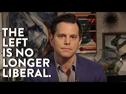 The Left is No Longer Liberal.