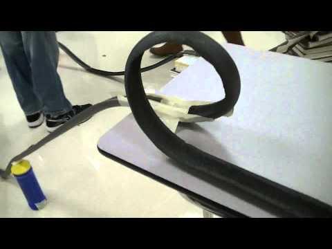 A Physics Project: Build a Rollercoaster 11/16/12 HD *1080p* (Read Description)