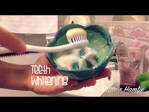 How To Whiten Your Teeth At Home With Baking Soda