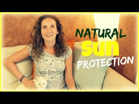Natural Sun Protection 101 + Benefits of Sun Exposure | VitaLivesFree