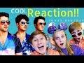 Jonas Brothers COOL REACTION VIDEO!