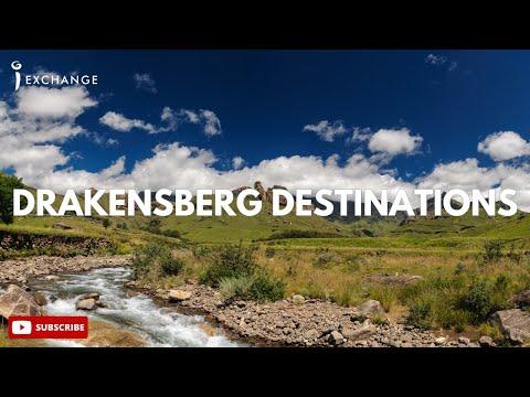 iExchange - Drakensberg Holiday Destinations