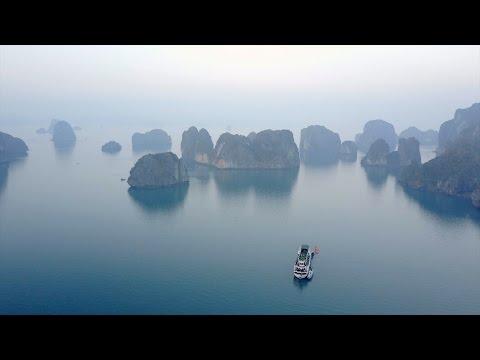 Vietnam Recap - Hoi An, Da Nang, Ha Long Bay (DJI Mavic Pro Drone)