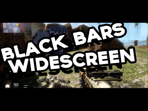 How to add Black Bars/Widescreen in Edits (After Effects)