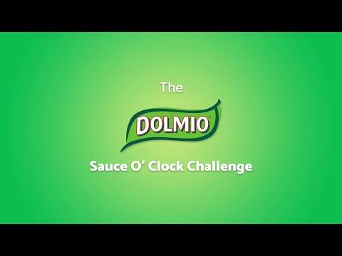 The DOLMIO® Sauce O' Clock Challenge
