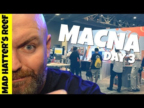 My Trip to MACNA | Day 3