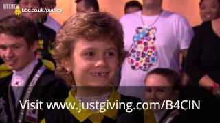 BBC Children in Need 2014: Live from BBC New Broadcasting House in London