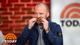 Download 'Hot Ones' Host Sean Evans Answers A Few Burning Questions | TODAY Video