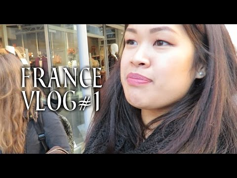 France Vlog #1 | Crazy College Parties