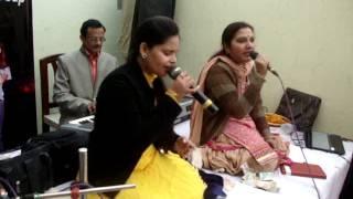 Ladies sangget-Banni geet-Rajeev saxena musical group,Kanpur