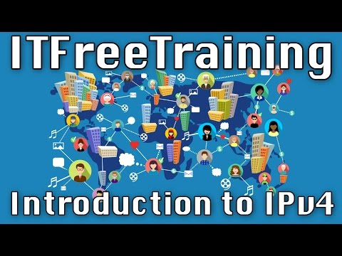 Introduction to IPv4