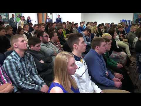 Employers Talk to Students About Work Ethic