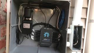WifiManager + Emoncms + ESP8266 , Configure & measurement