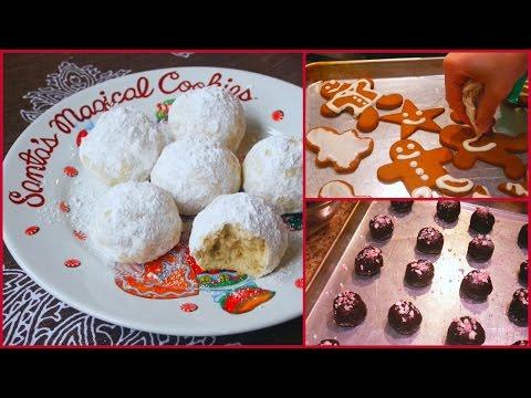 HOLIDAY / CHRISTMAS COOKIES!! | Vegan Dessert Recipes