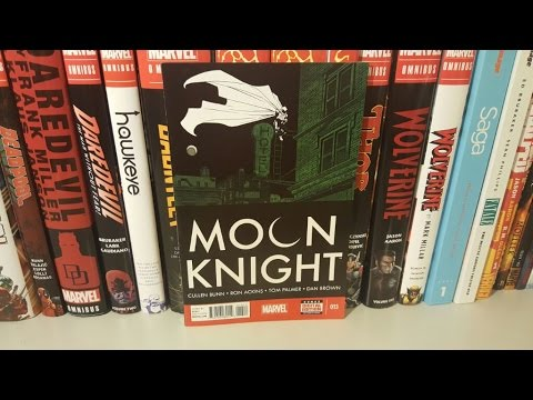 Moon Knight Vol 7 Issue 13 Overview