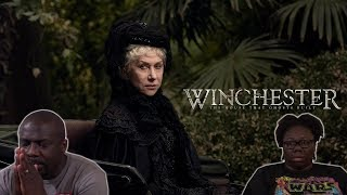 WINCHESTER - Official Trailer {REACTION!!}