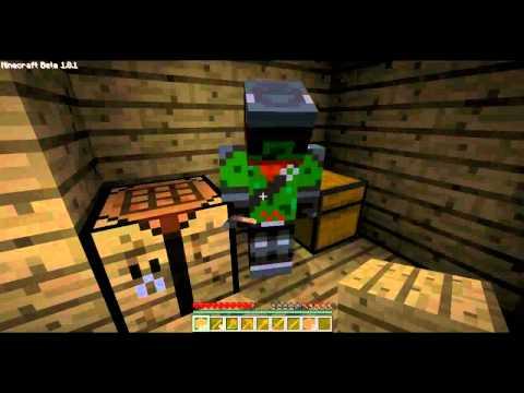 Minecraft Multiplayer Survival with Mustafa & Oskar Ep 2 more Minecraft basics