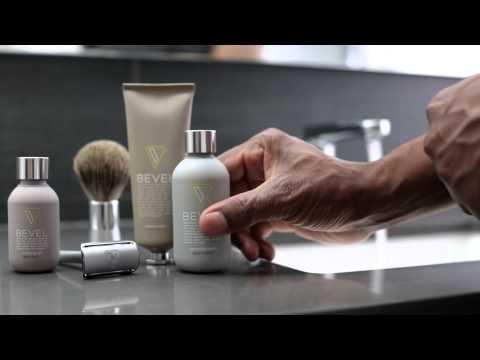 Prevent Razor Bumps | Bevel 5 Step Shaving System