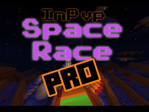 Space Race PRO!!! | Minecraft InPvp New Game [Live]