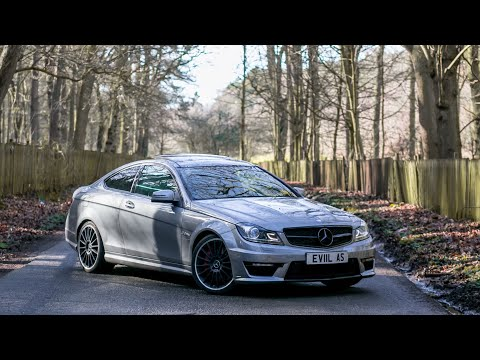 Living With A Mercedes C63 AMG