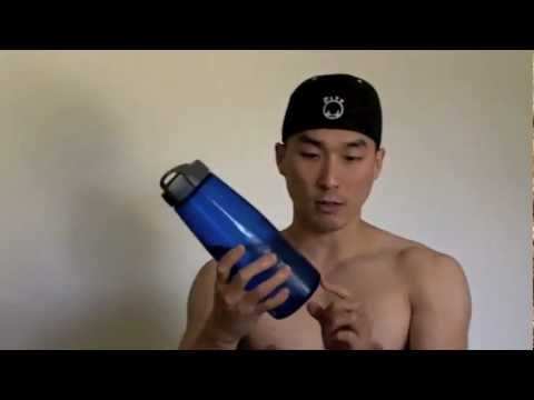 How to properly clean your H20 bottle! (you don't want to miss this)