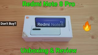 Redmi Note 8 Pro Unboxing, First Look, & Review - Best in Gaming & Photography??