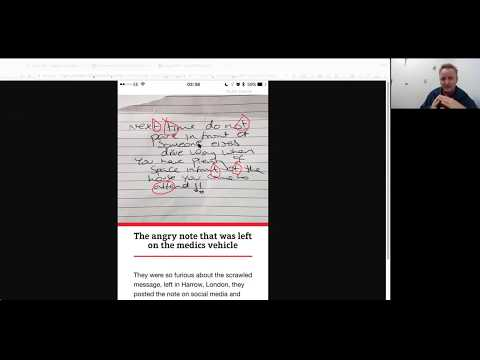Learn Handwriting Analysis With Bart Baggett