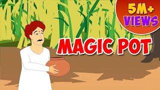 Magic Pot - English Moral Story for Kids