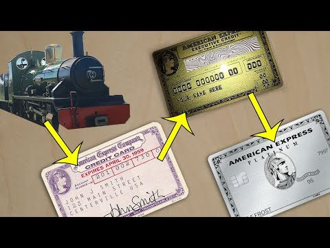 Story Of American Express: From Express Mail to Credit Cards