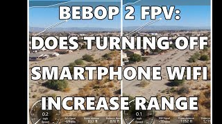 HOW TO BUILD PARROT BEBOP2 GROUND CONTROL SYSTEM / NETGEAR TREK WIFI