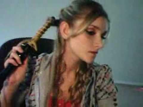 Spiral Curls Tutorial | LadyLuckTutorials