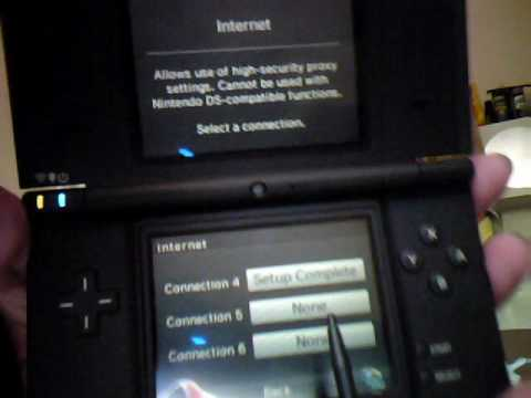 How to put the internet in your DSi (part 1)