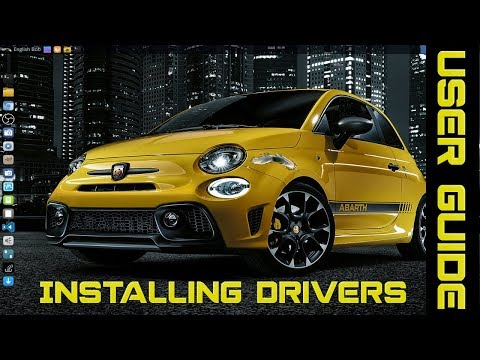 Installing Drivers on Linux LITE 3 6