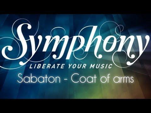 [ #3 ] Sabaton - Coat of arms / Symphony