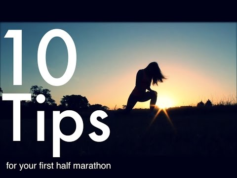 10 Tips for your First Half Marathon