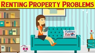 Renting Property Problems | Banzly | Custom Explainer video Animation