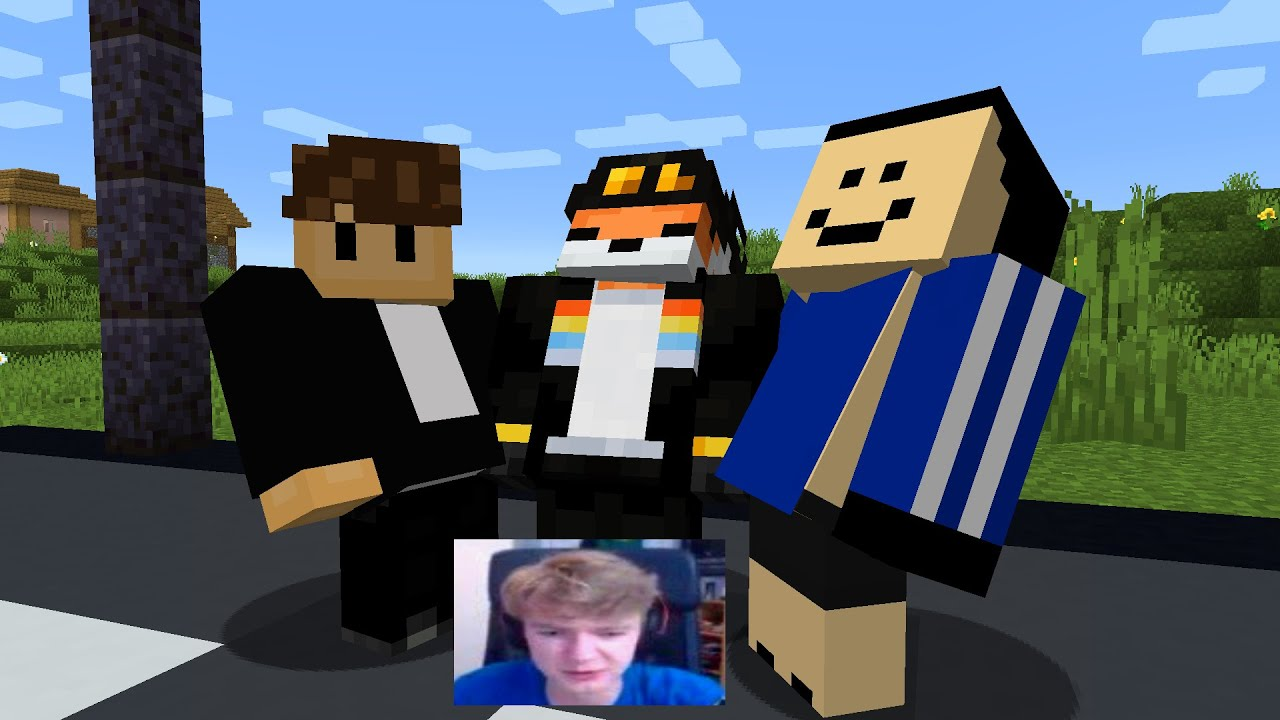 So we ruined a Minecraft Tournament...