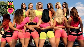 TWERK ON THE BEACH 360 VR Video • SOFIA REYES - 1, 2 ,3 • Тверк на пляже в 360 Градусов (#VRKINGS)