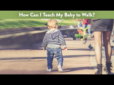 How Can I Teach My Baby to Walk | CloudMom